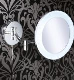HIB Leo LED Illuminated Magnifying Bathroom Mirror - 22300